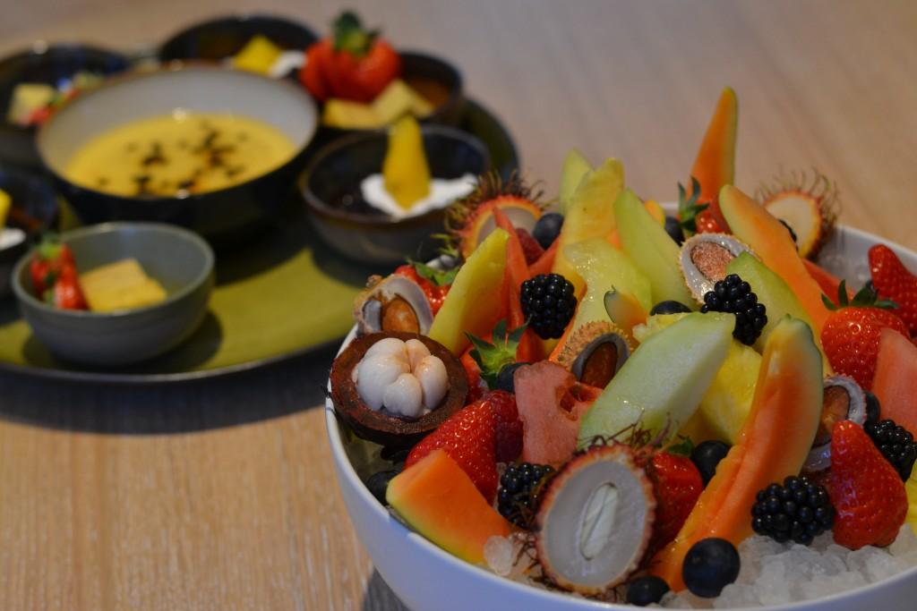 desserts at mama makan amsterdam