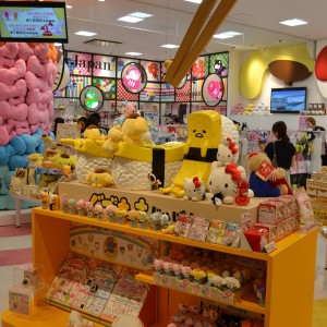 diver city mall tokyo hello kitty japan