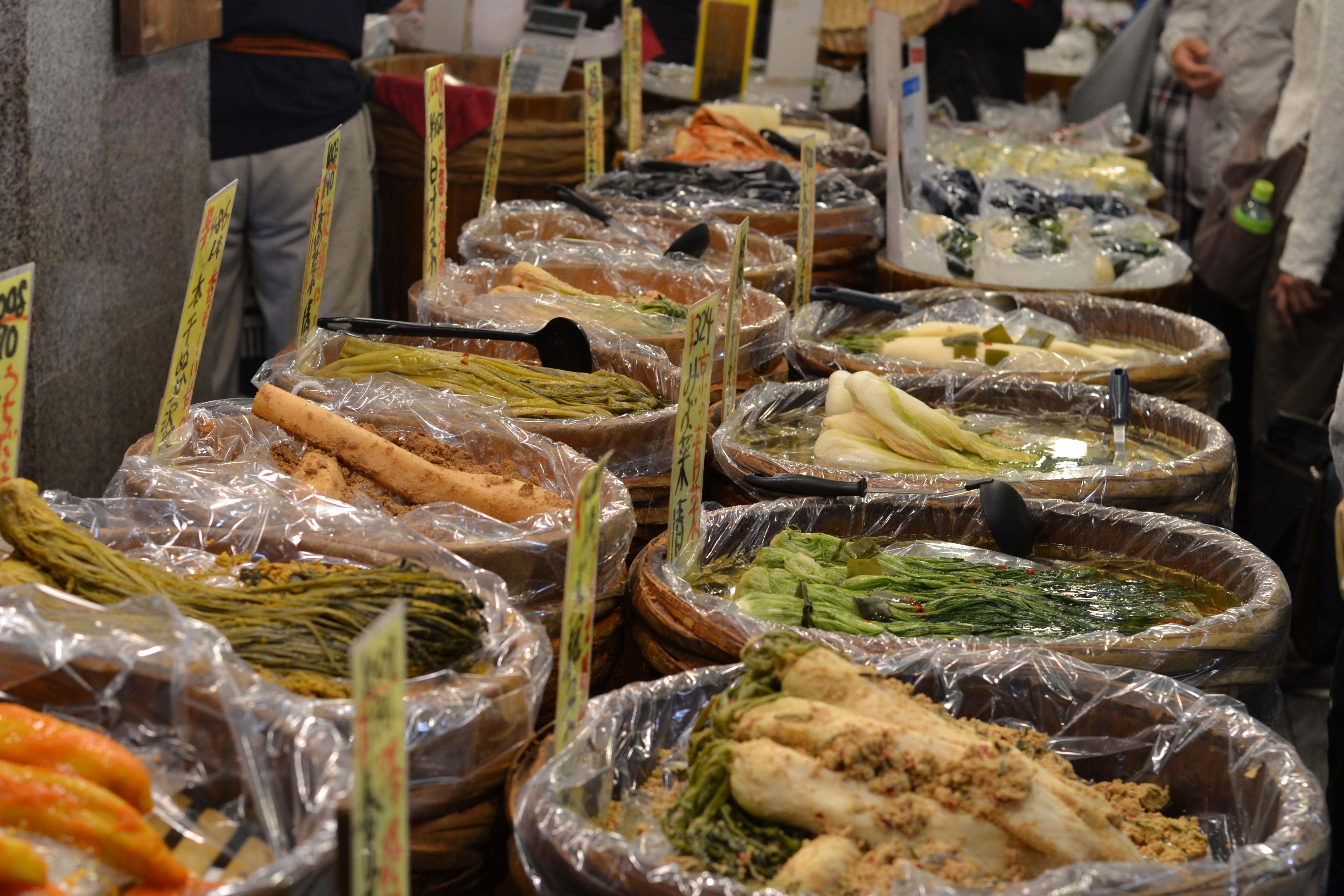 food market kyoto