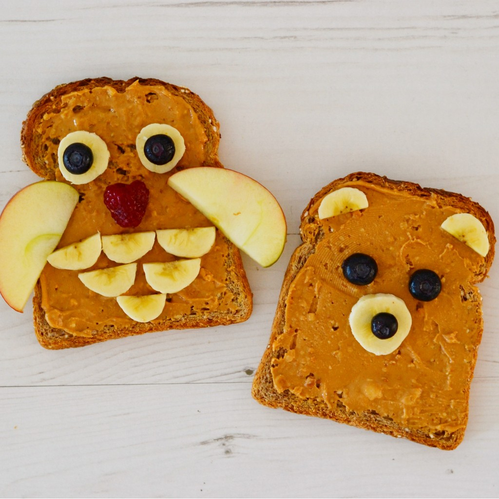 kawaii food recipes vegan healthy toast