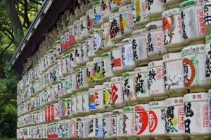 tokyo shrine meiji-jingu gyoen