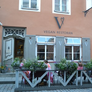 vegan restaurant V tallinn estonia