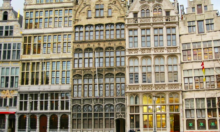 hotspots in antwerp