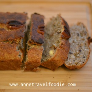 Banana bread annetravelfoodie
