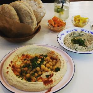 Hummus bistro D&A