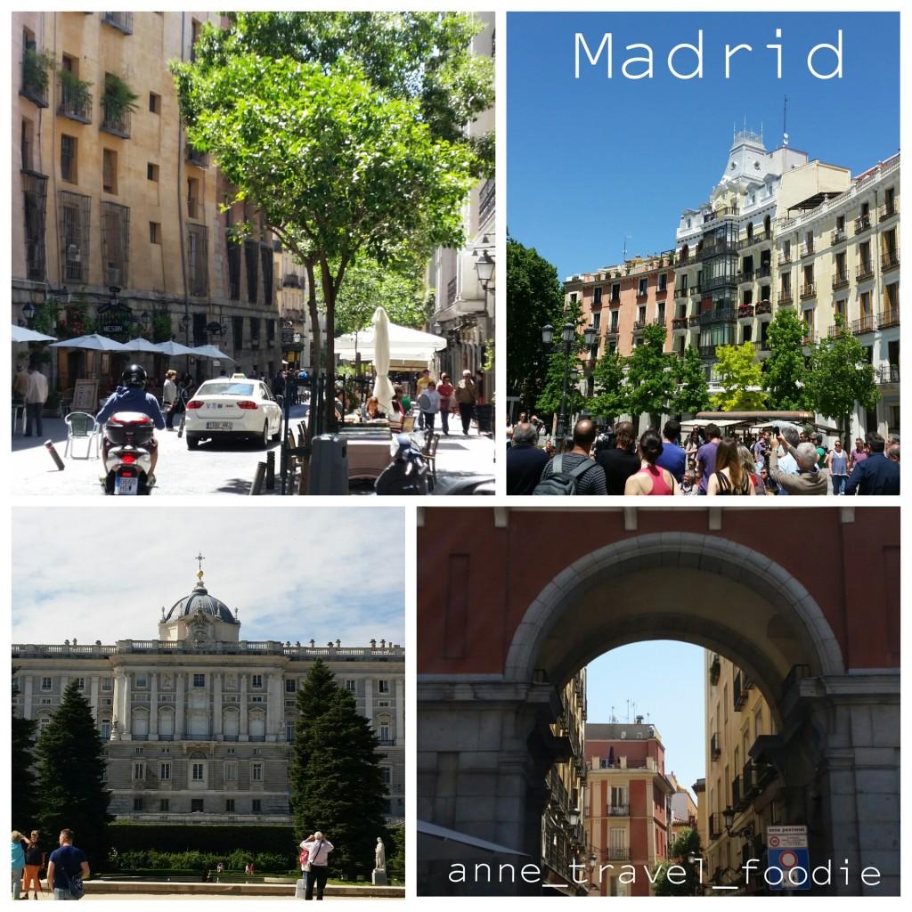 MadridAnneTravelFoodie