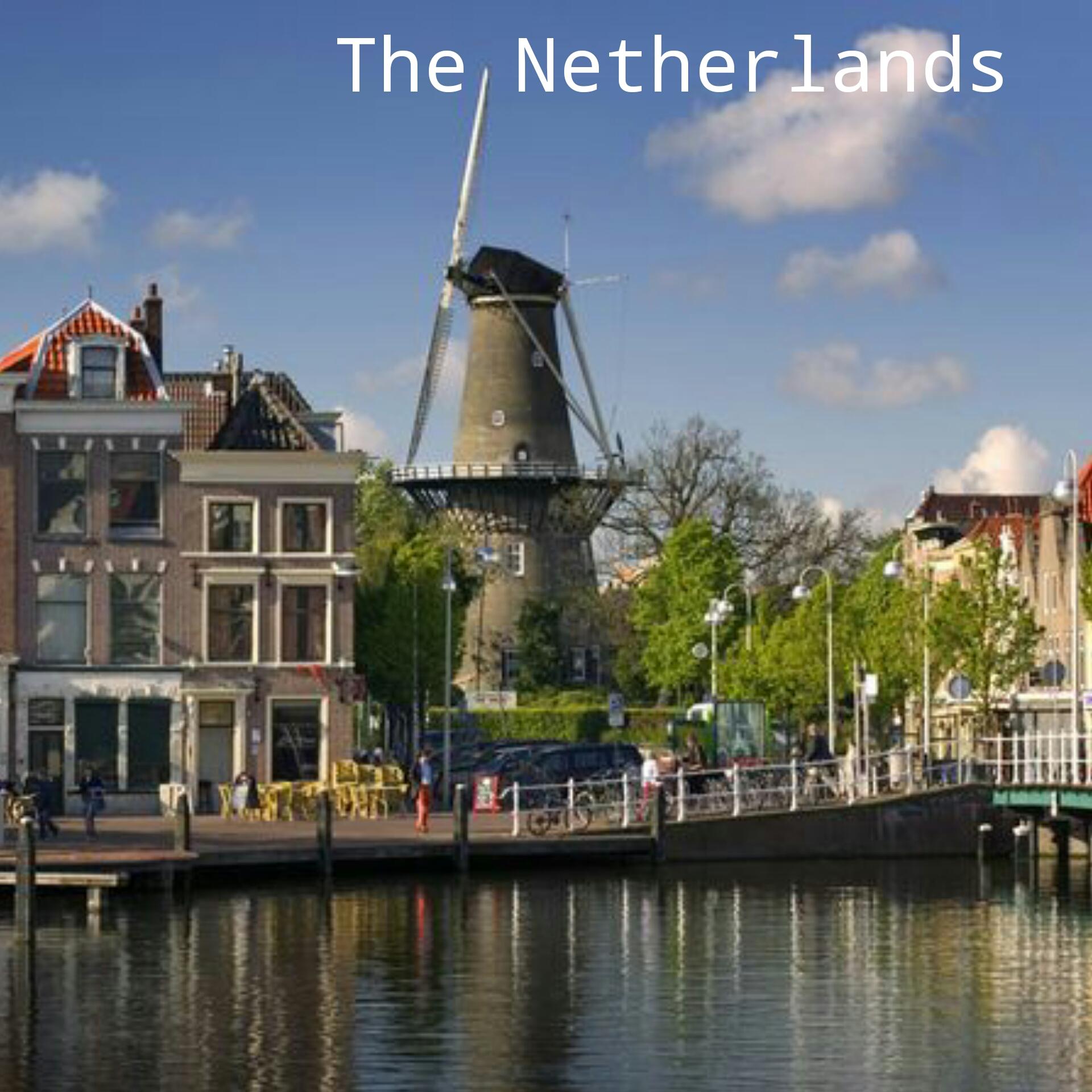 Healthy hotspots The Netherlands