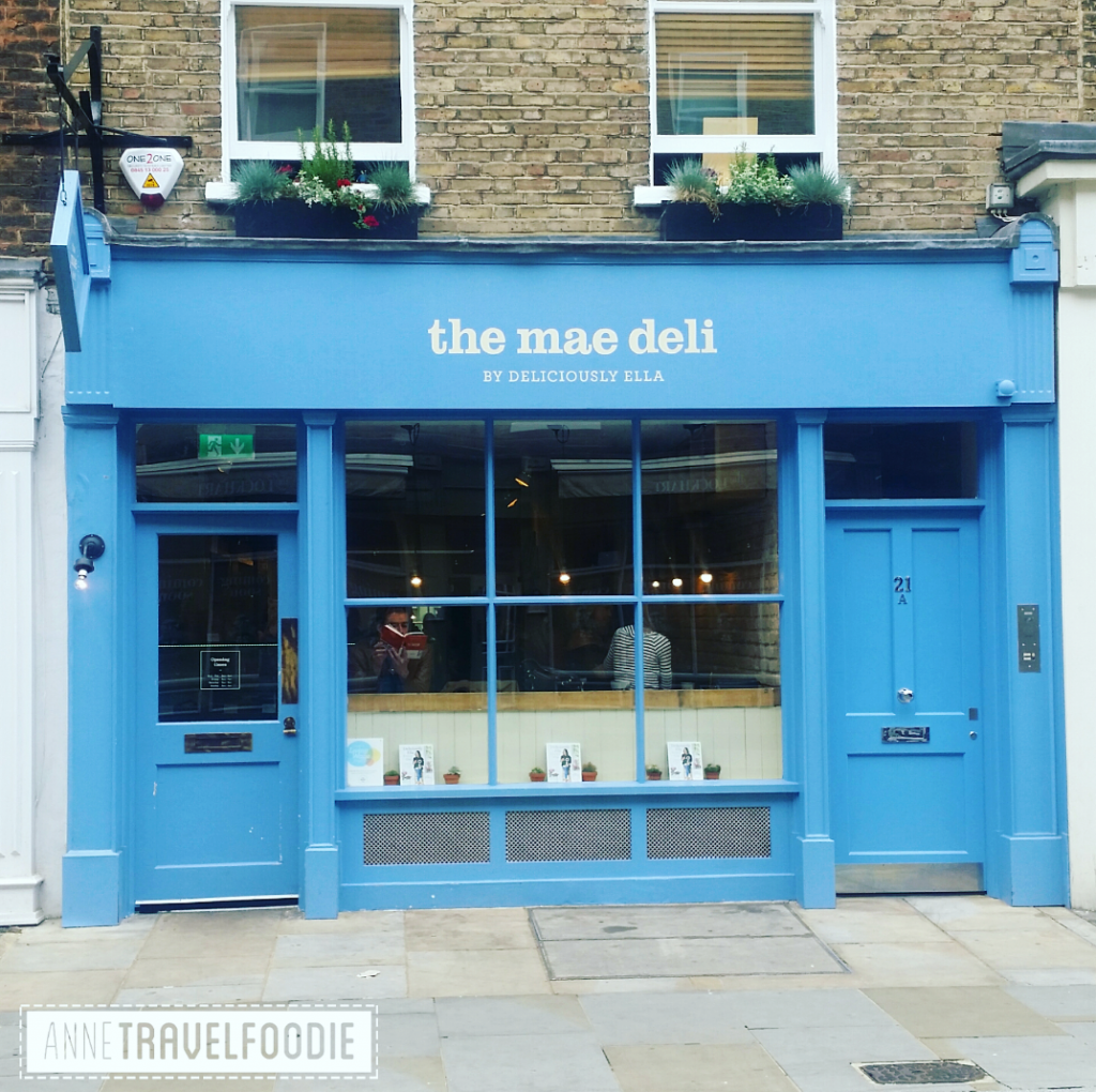 the mae deli london