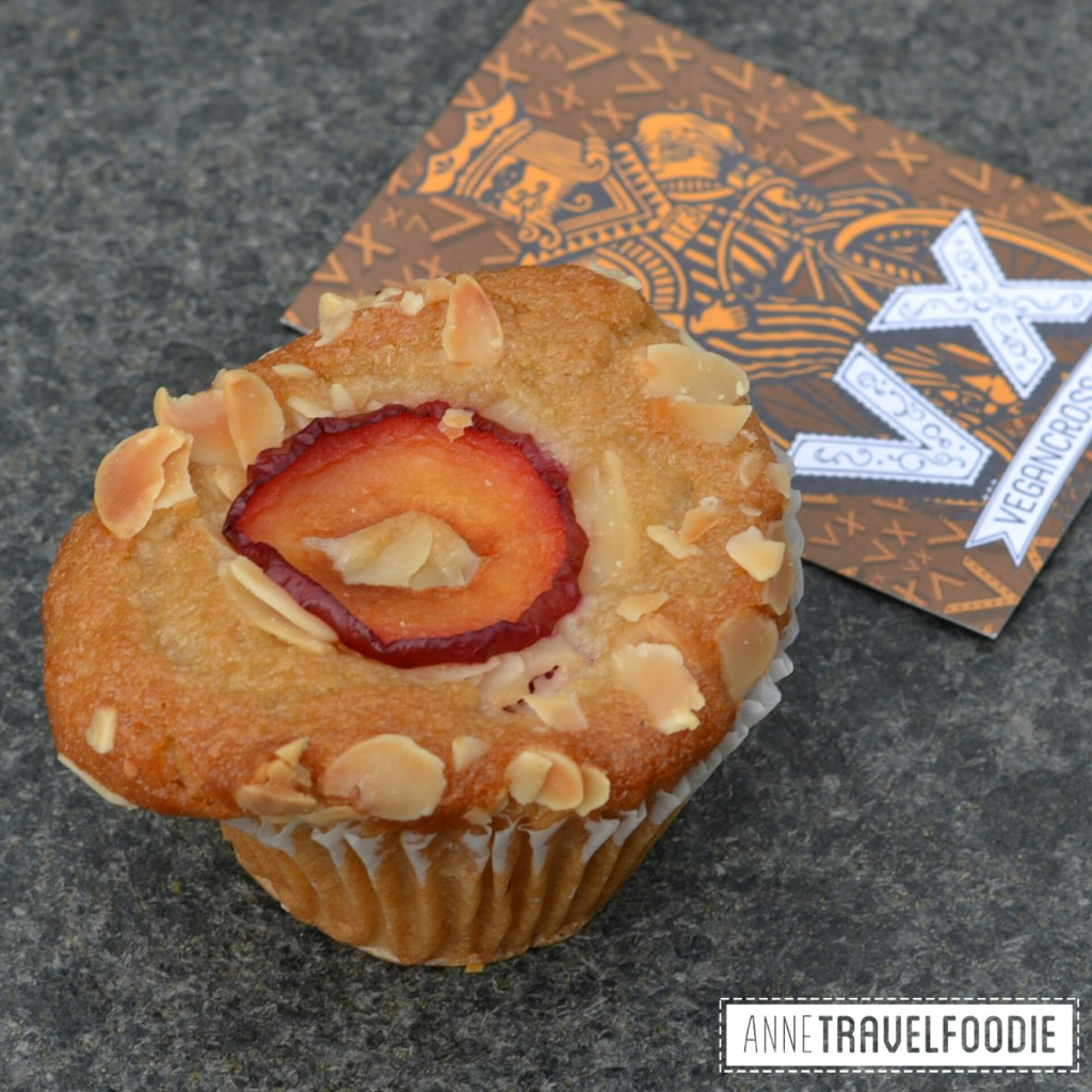 vx vegan cross vegan muffin in London