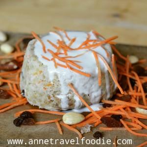 Carrotcake mugcake
