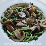 courgetti Anne Travel Foodie