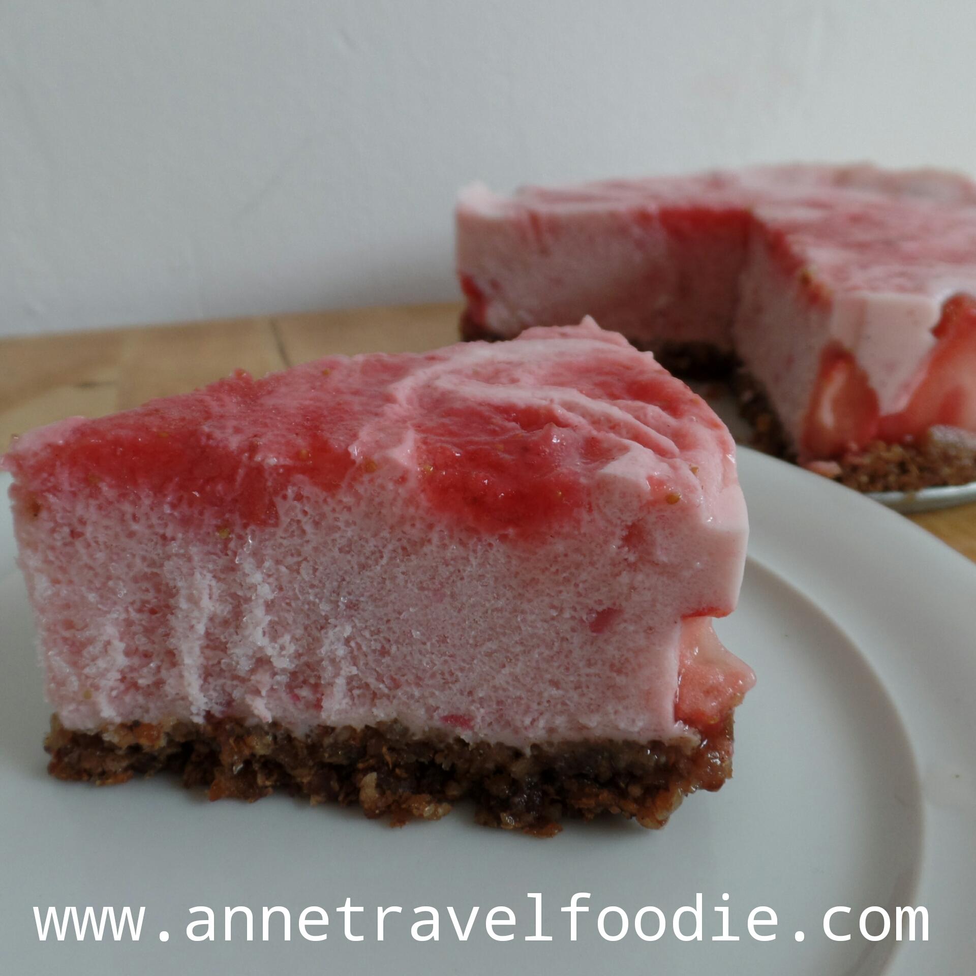 healthystrawberrycheesecake