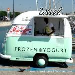 weeel frozen yogurt Lisbon