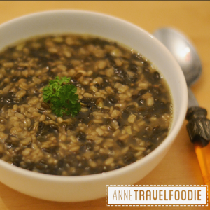 Mung Bean Soup annetravelfoodie