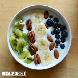 Food Diary Breakfast