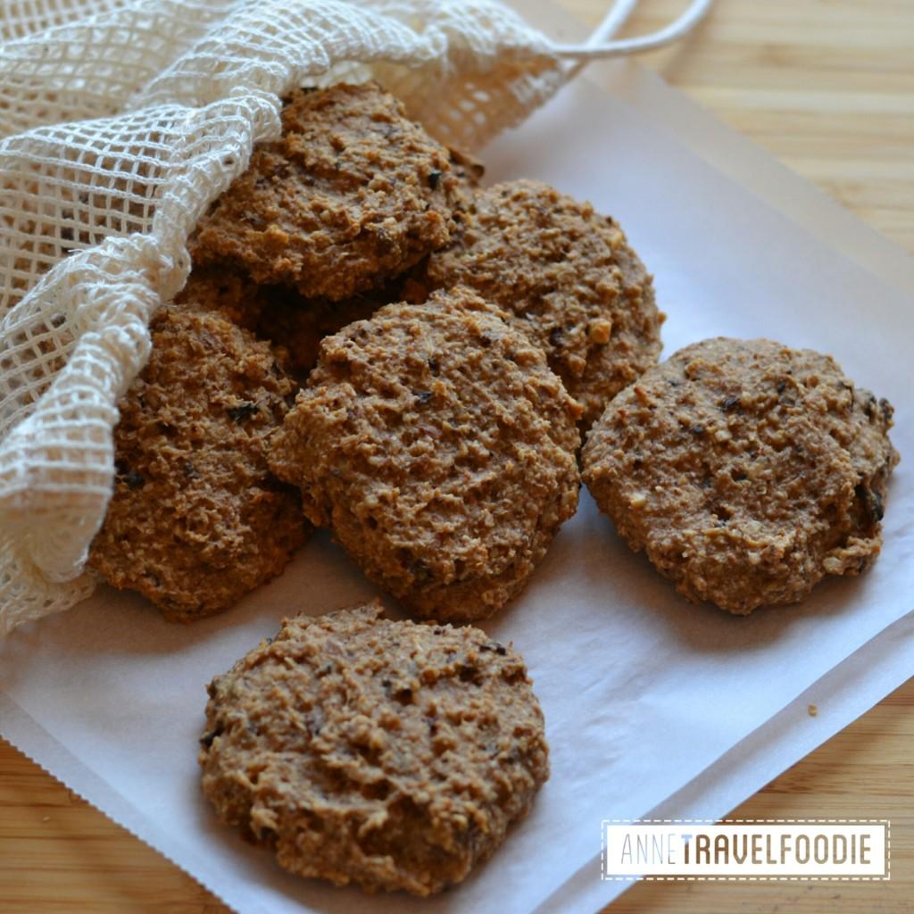 Oatmeal peaunutbutter cookies
