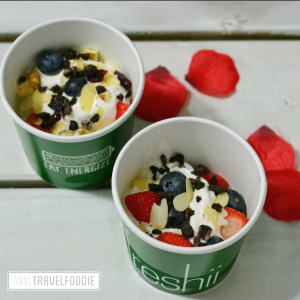 Frozen Yogurt Freshii