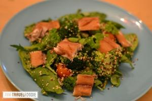 superfood mackarel salad
