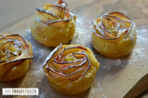 recipe apple roses