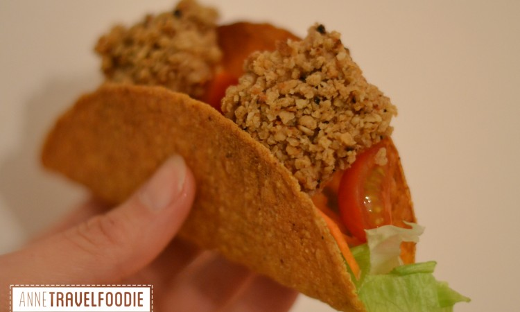 vegan mexican dish