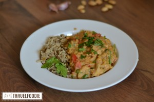 recipe healthy vegetarian curry