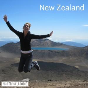 New zealand hotspots