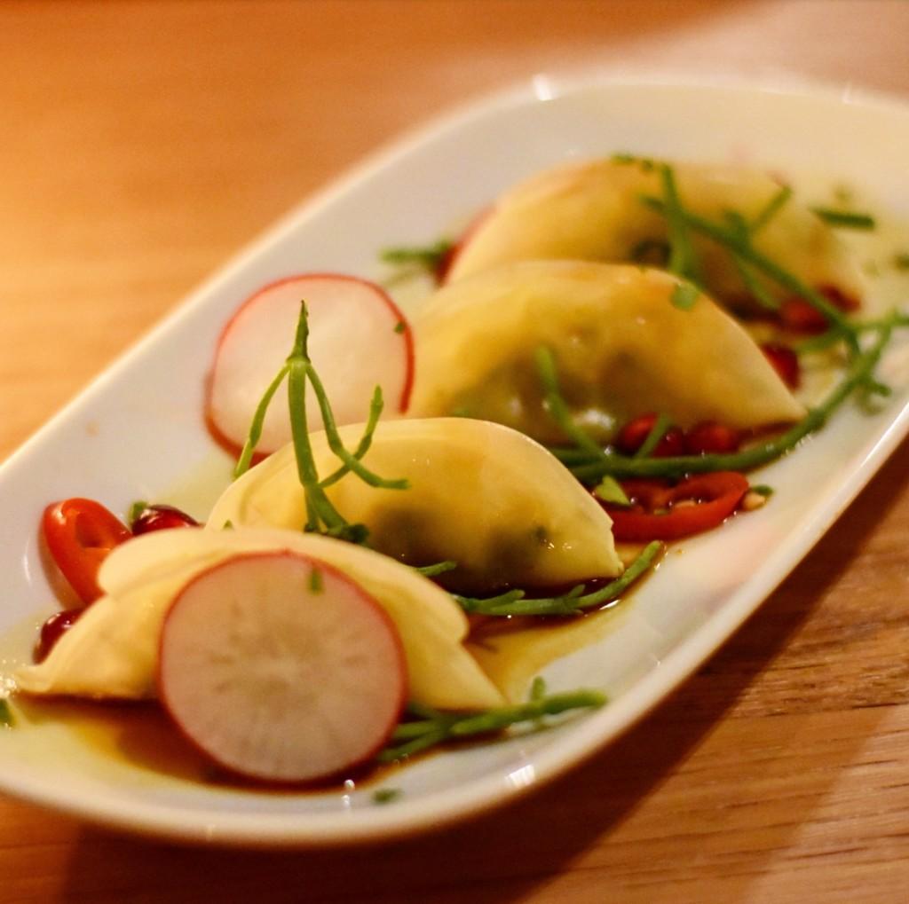 vegan dumplings de rode vosch