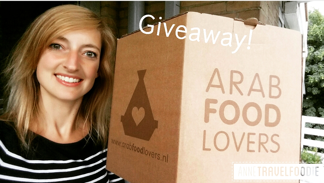 arab food lovers giveaway