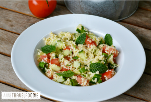 recipe healthy tabouleh