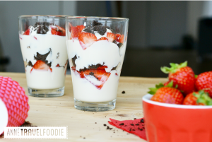 oreo strawberry trifle