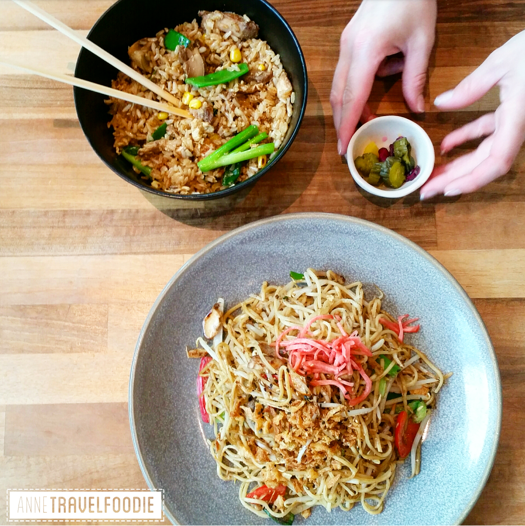 wagamama anne travel foodie
