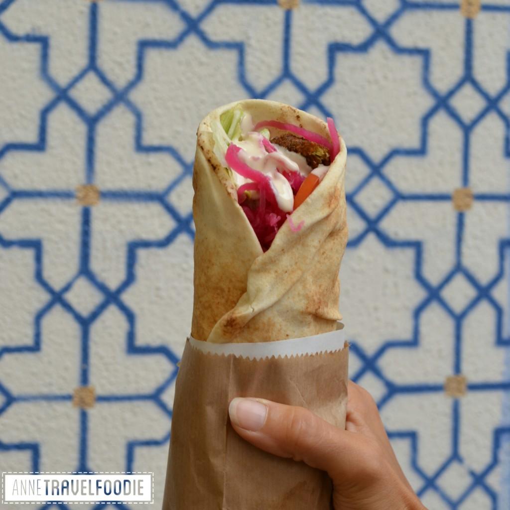 falafel ljubljana