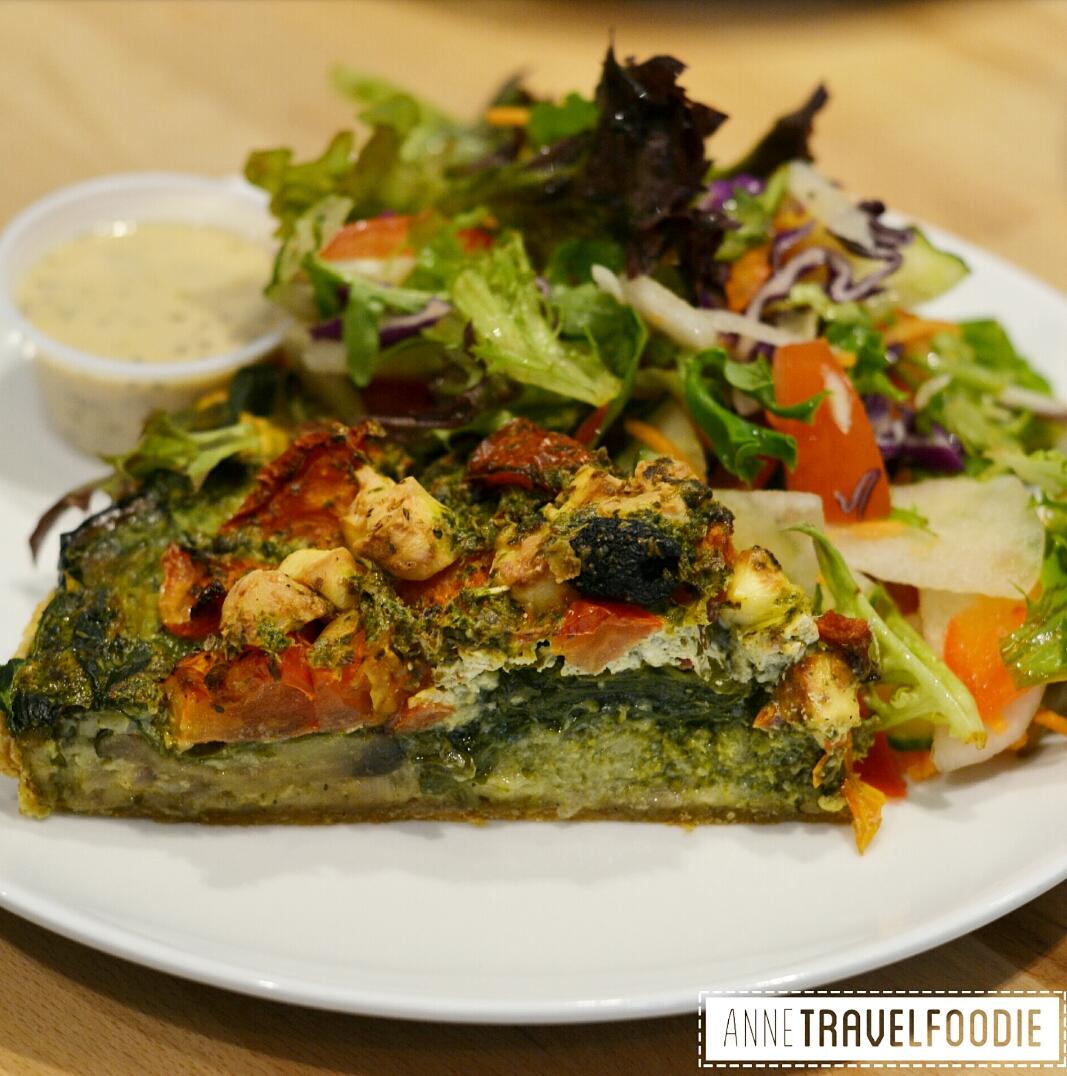 Vegetarian Vegan: Anne Travel Foodie