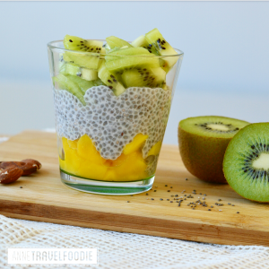 tropical chia pudding anne travel foodie