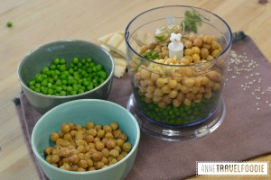 recipe green pea hummus