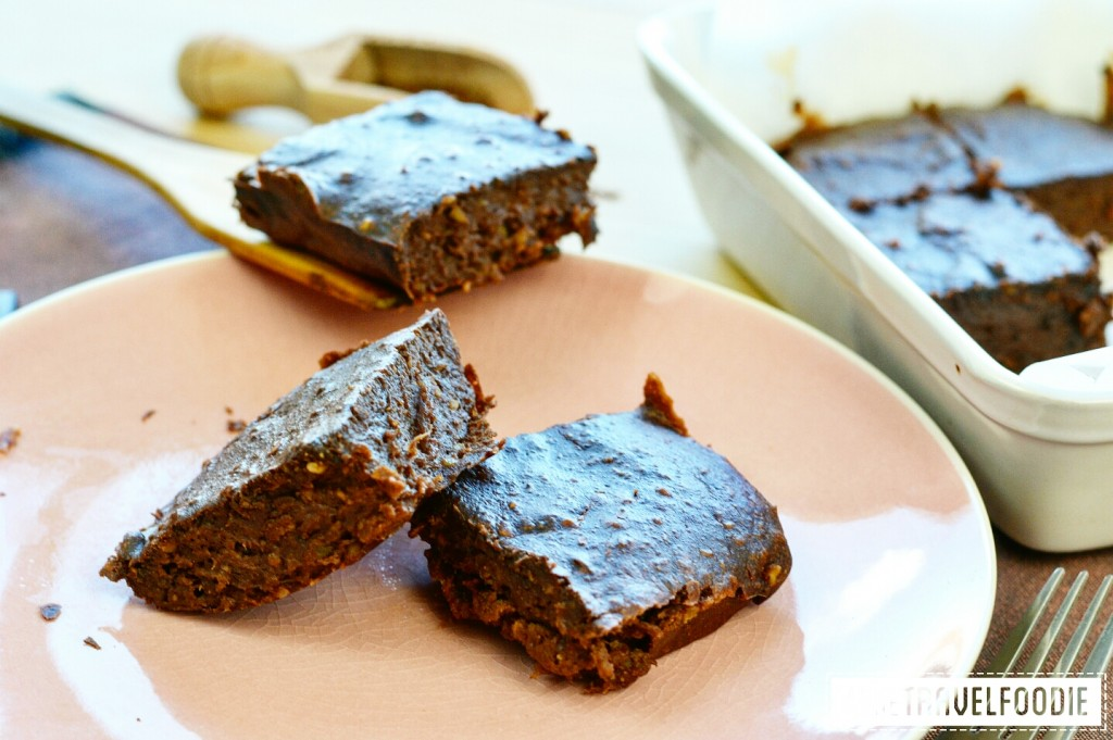 4 ingredient brownies annetravelfoodie