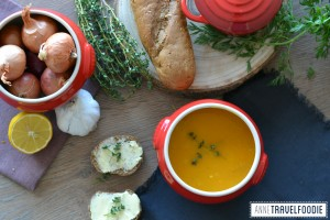 recipe easy vegan pumpkin soup