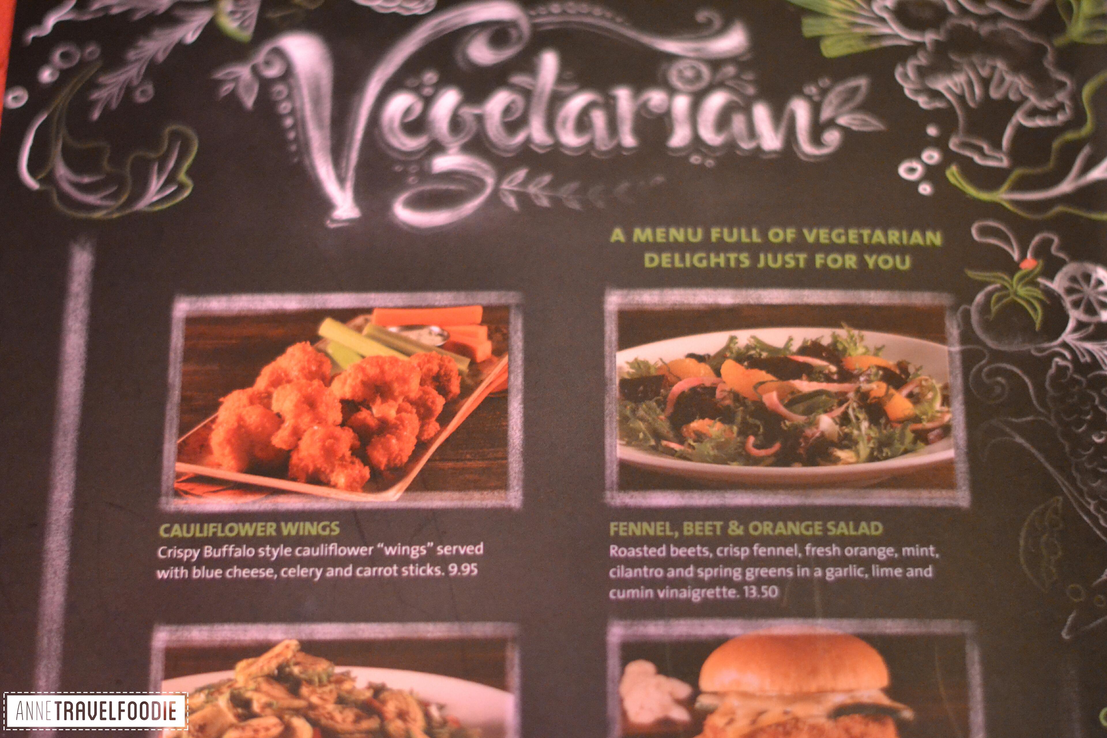 vegetarian month hard rock cafe