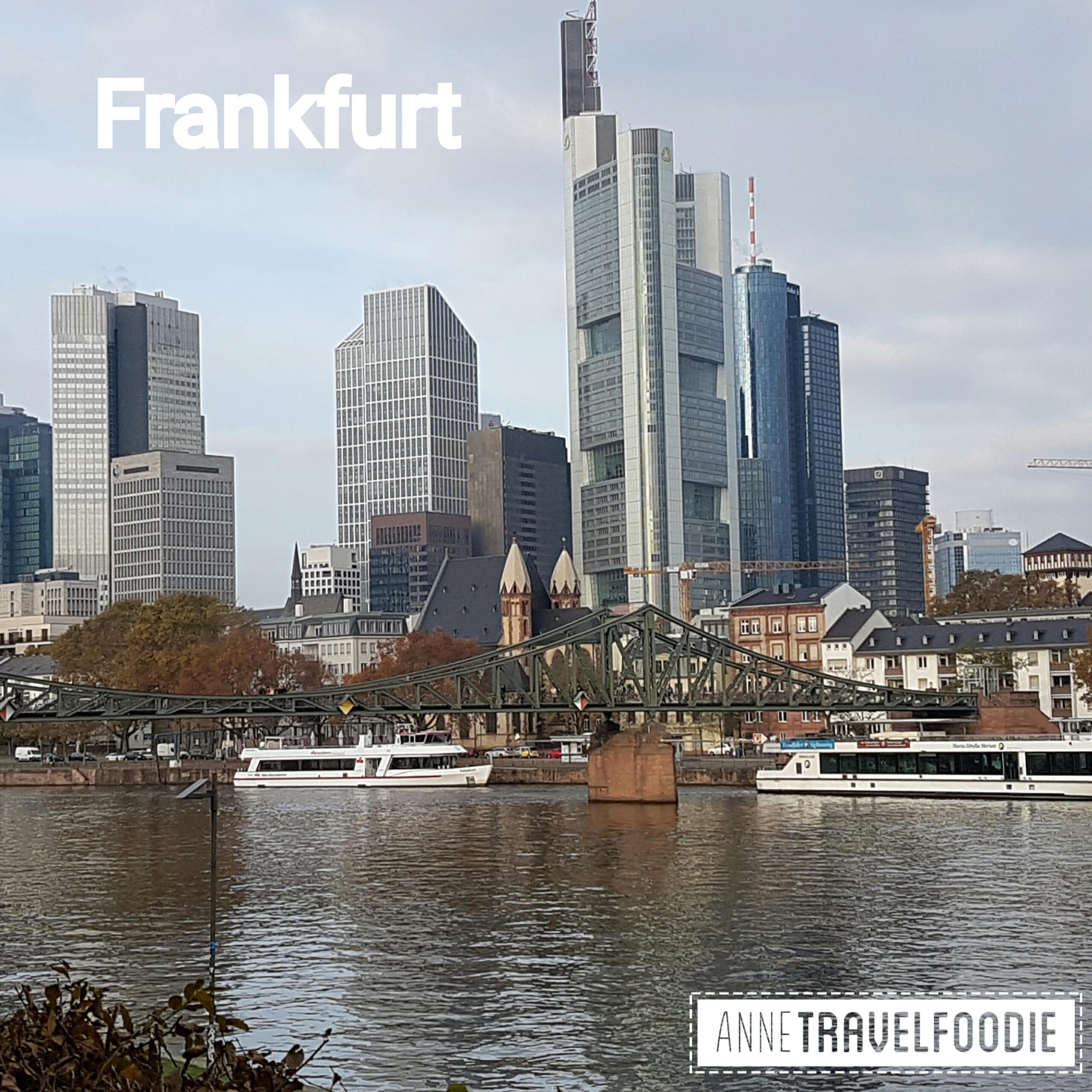 Food spots Frankfurt