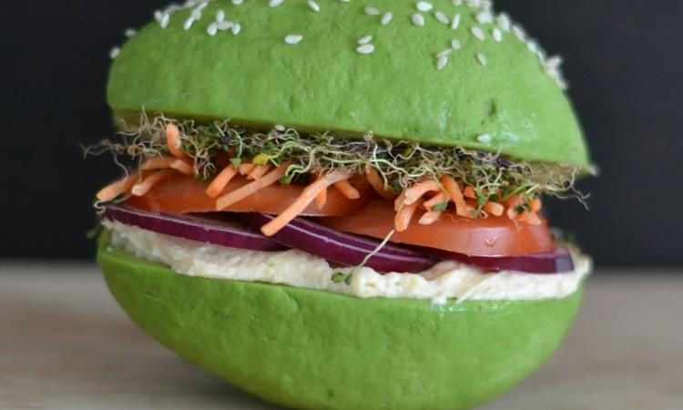 avocado burger vegan gluten free annetravelfoodie