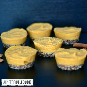 raw vegan gluten free pumpkin pies recipe