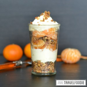 south end granola breakfast trifle