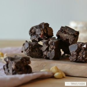 healthy vegan rocky road recipe