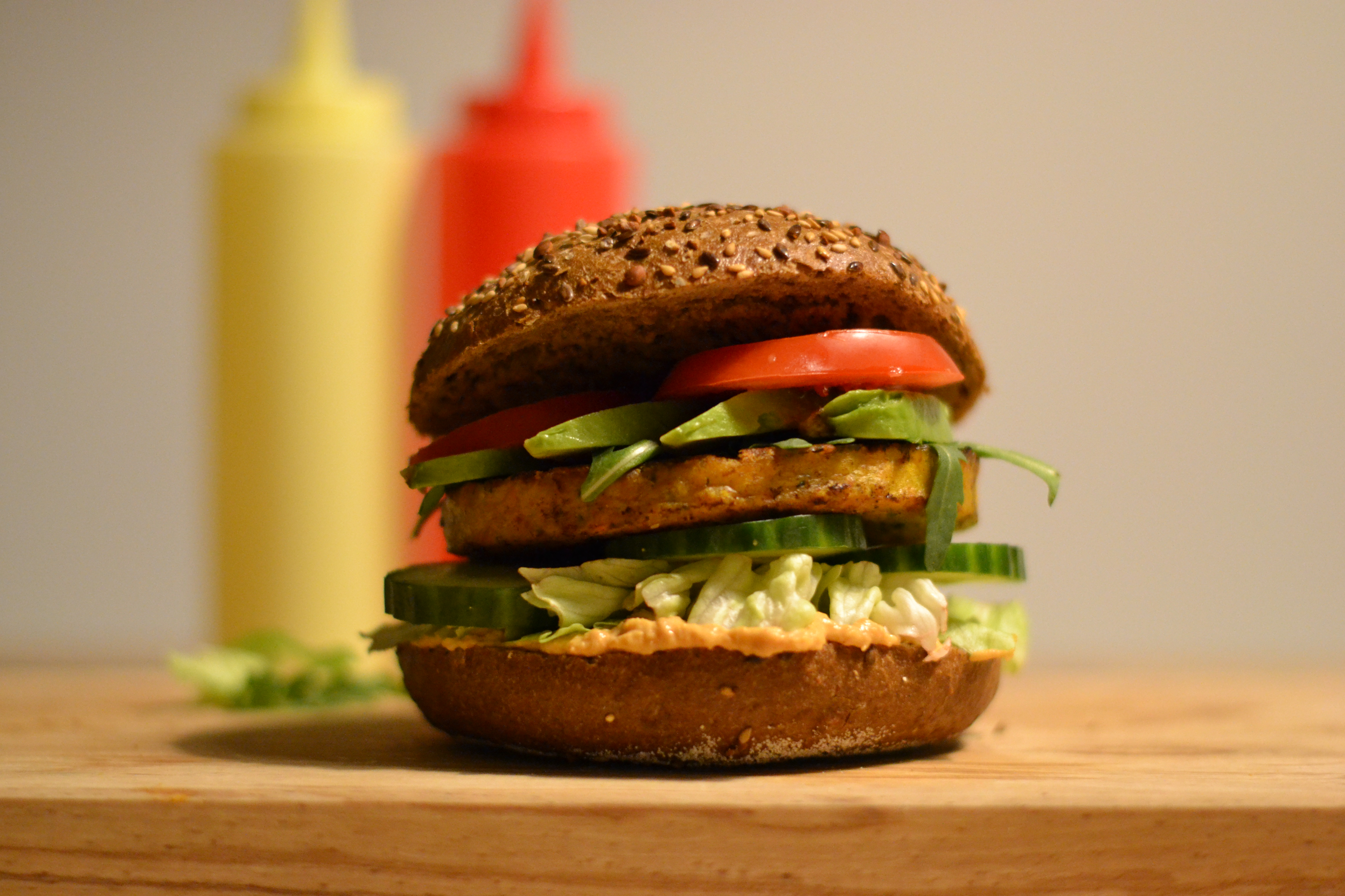 vivera burger