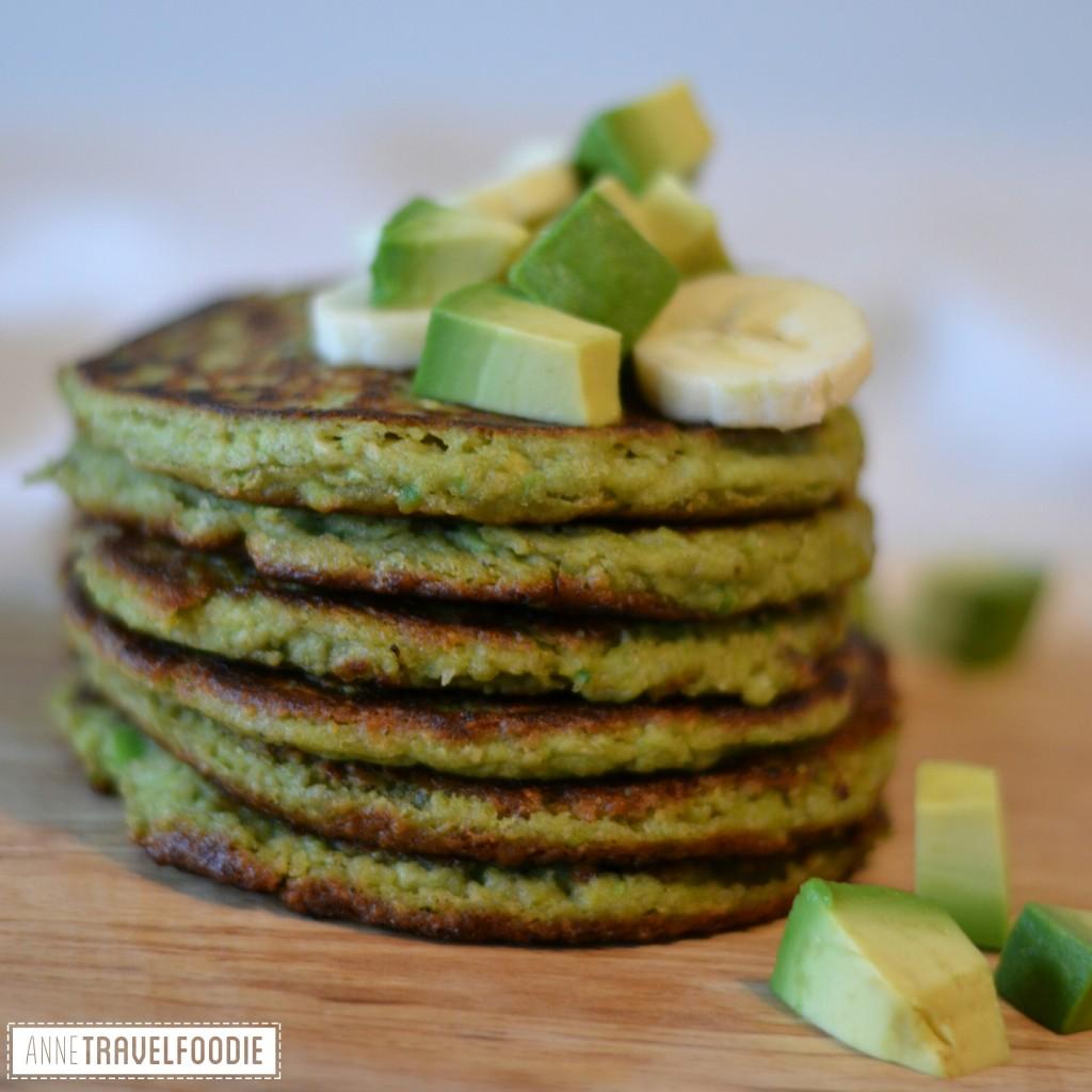 recipe gluten free avocado pancakes