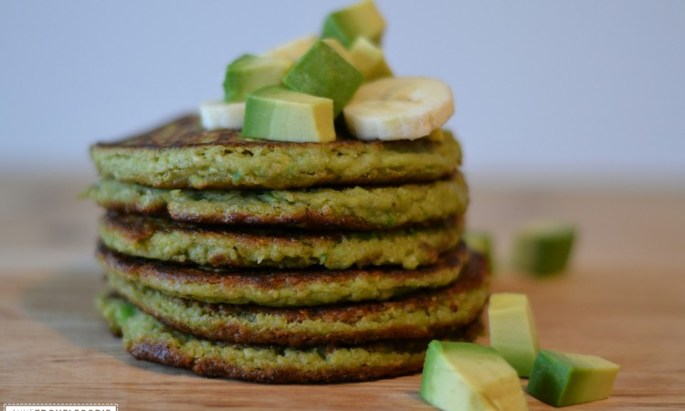 recipe healthy avocado pancakes