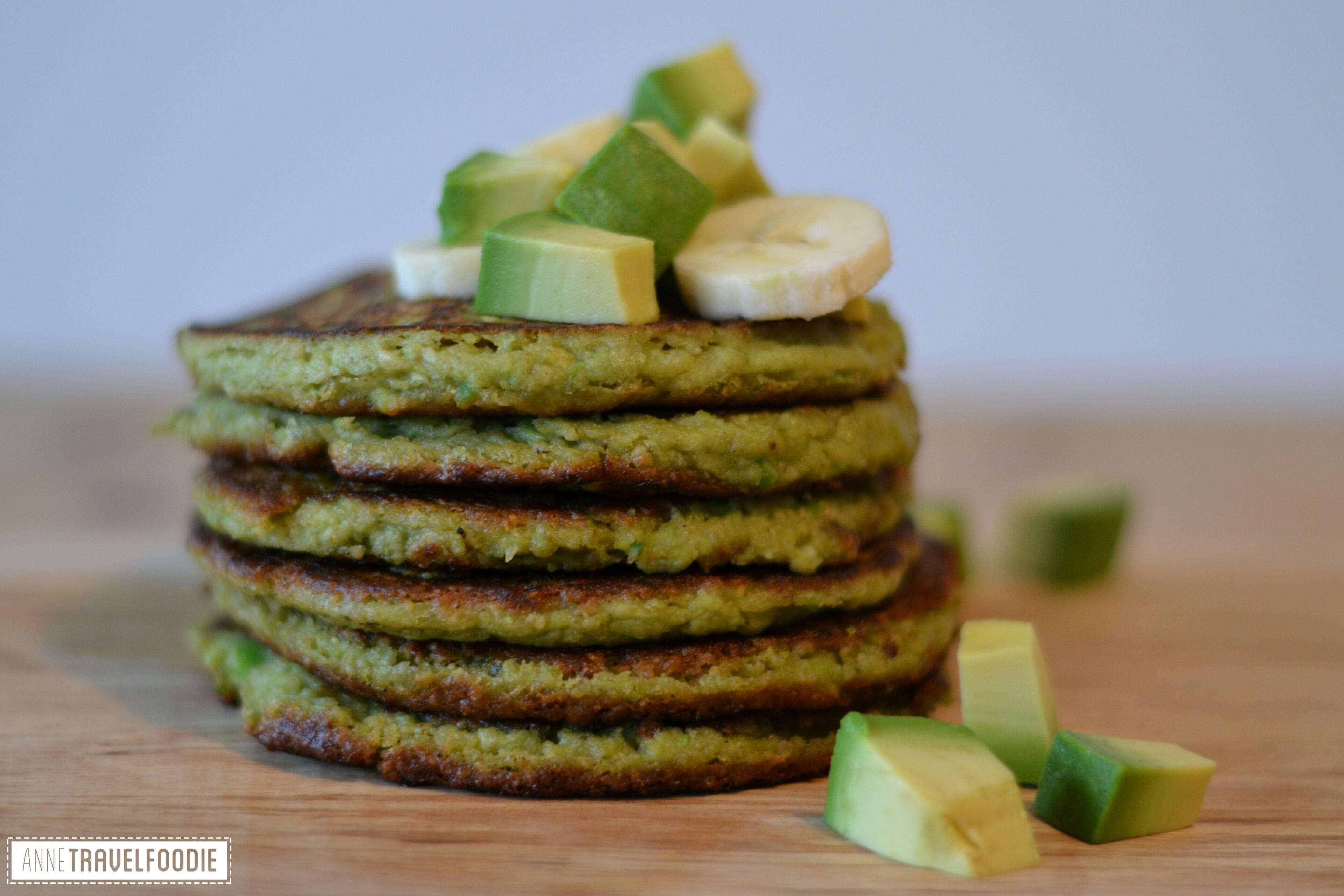 recipe healthy avocado pancakes