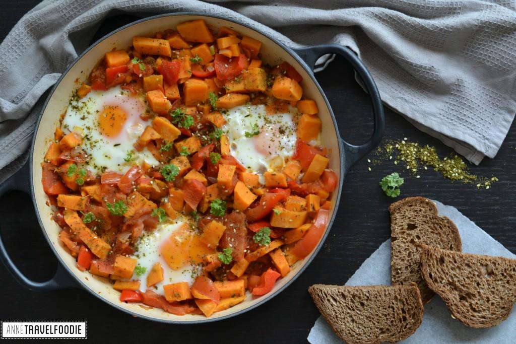 healthy shakshuka recipe