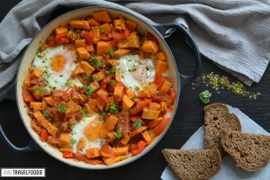 healthy shakshuka recipe