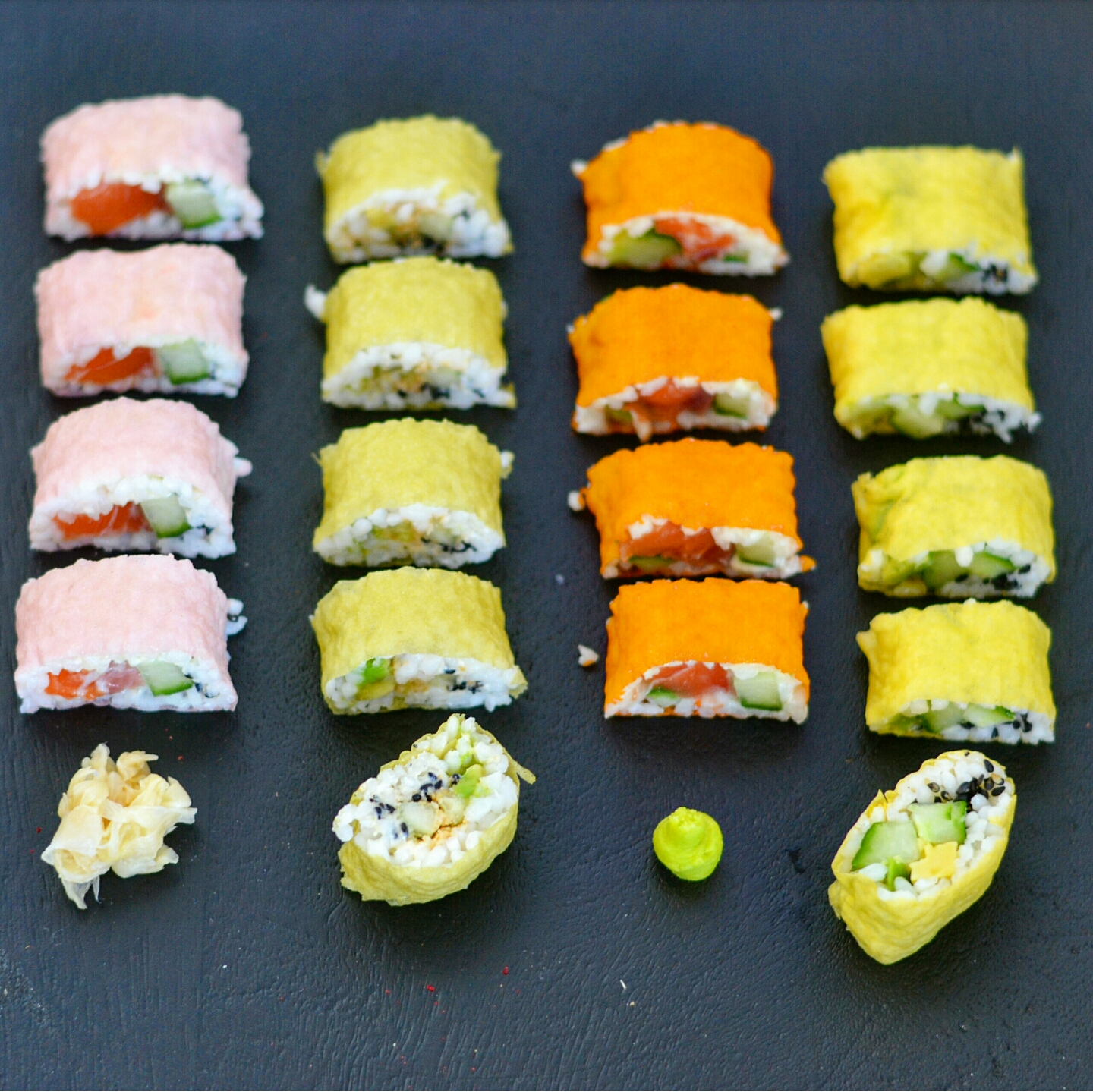 My Favorite Sushi Recipes Anne Travel Foodie
